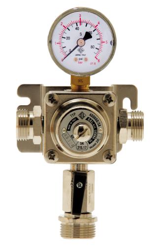 ODL, für CO2, N2 und Mischgas, SK 215.17