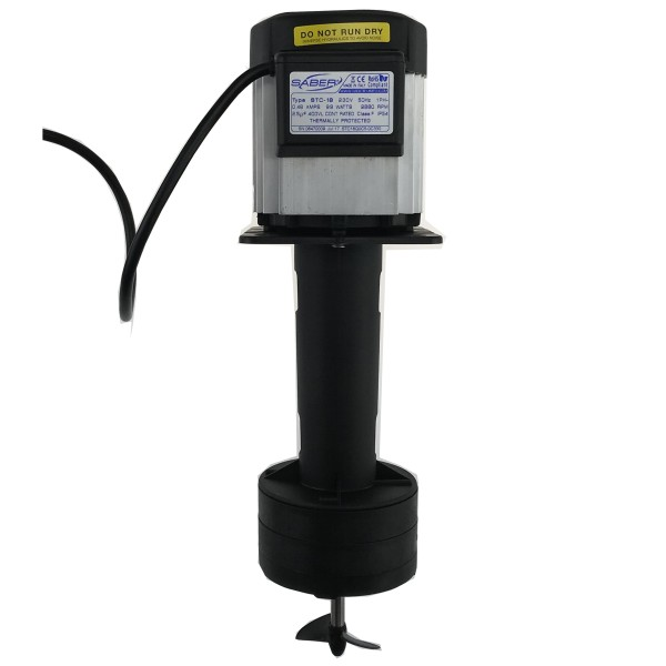 Saber Samec Rührwerksmotor mit Pumpe, Bierbegleitkühlung Pumpe