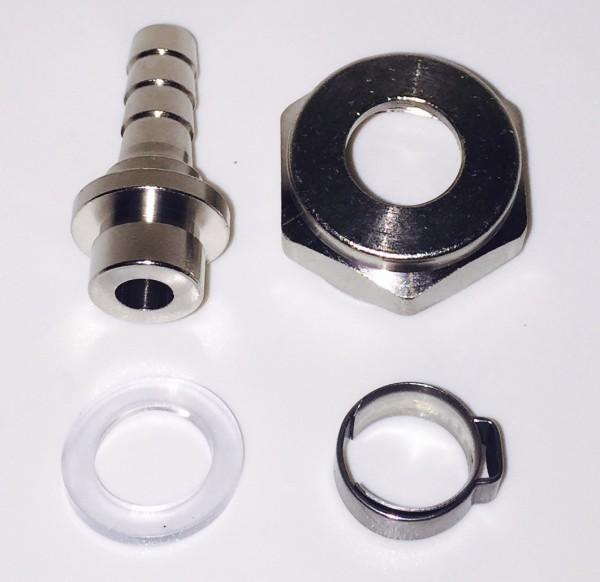Co2 Verschraubung 3/4 Zoll 7 mm