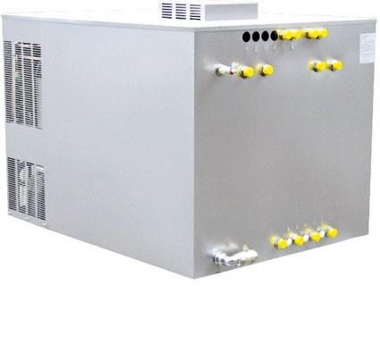 Nasskühlgerät BN 500 4-leitig, 500 Liter/h Durchlaufkühlung, Eiswassererzeugung, Wasserbadkühlgerät