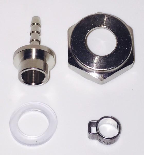 Co2 Verschraubung 3/4 Zoll 4 mm