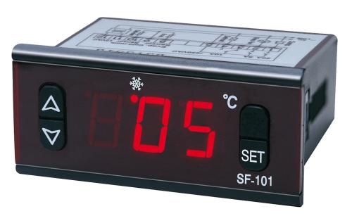 Universalkühlstellenregler für Normalkühlung Typ DR1