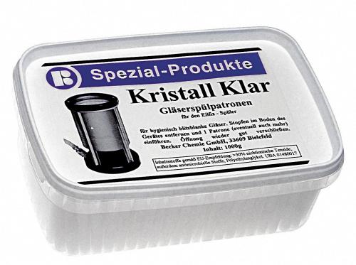 Eilfix Spülpatronen Kristall Klar