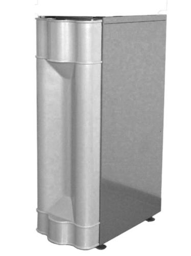 Unterschrank (formangepasst) für CT 30 Poseidon mit Magnet-Türschließer, Stauraum 112 Liter, Ausführ