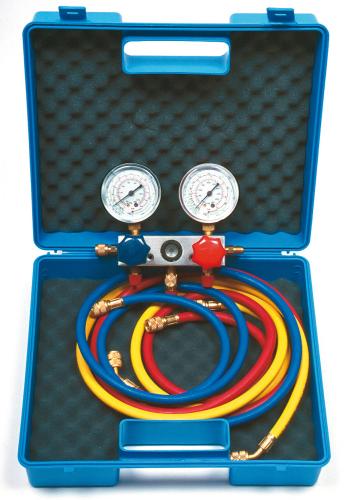 Monteurhilfe für Kältemittel R410a. für Kältetechniker