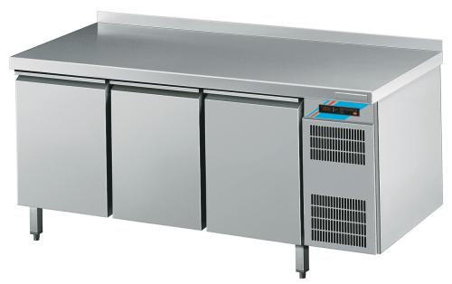 Kühltisch 3 Türen CHROMOfair