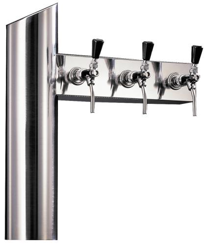 "Schanksäule Modell ""RJ6"" 3 bis 4 leitig"