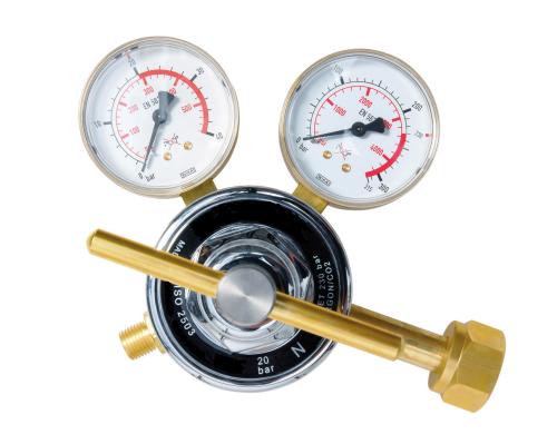 Harris Stickstoff Druckminderer Zur Befüllung von Kälte und Klimaanlagen