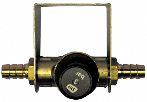 Wasserdruckminderer 3-bar