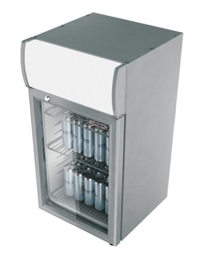 Tresen - & Theken - Displaykühlschrank GCDC50