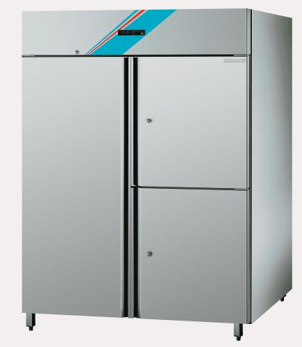 Tief-Kühlschrank 3 Türen Made in Germany