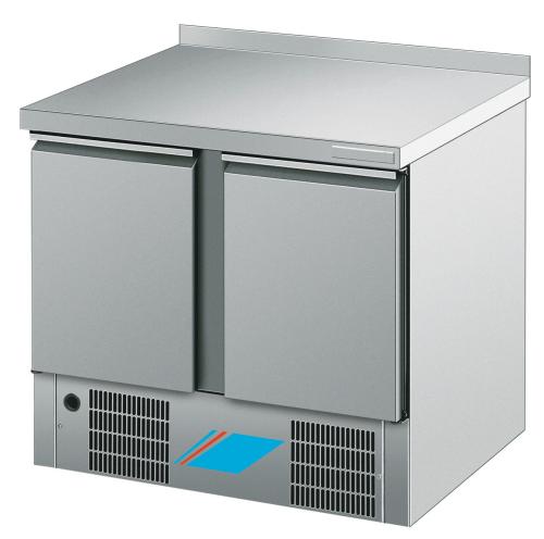 Kühltisch 2 Türen CHROMOfair