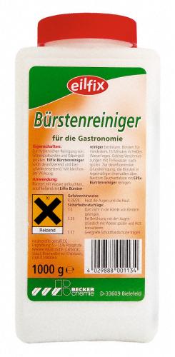 EILFIX Bürstenreiniger und Bierschleimlöser für die Gastronomie