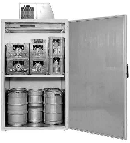 Großraumkühlschrank