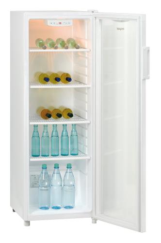 Glastürkühlschrank - KS295GL mit statischer Kühlung